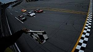 Close finish at Talladega 2013!