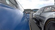 Onboard Gary Paffett DTM Mercedes AMG C-Coupé - DTM Race Red Bull Ring Spielberg