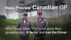 2013 Canadian GP - Race Preview / Ask the Driver - Sauber F1 Team