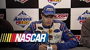 Press Pass: David Ragan addresses media | Aaron's 499 at Talladega (2013)