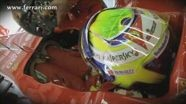 Scuderia Ferrari 2013 - British GP Preview - Pat Fry, Felipe Massa