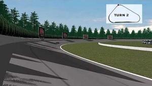 2013 Virtual Lap of Pocono Raceway