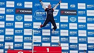 Historic victory Coronel and Muller world champion, FIA WTCC Japan Suzuka, 2013