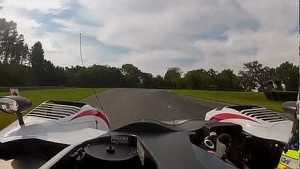 HPD ARX-03a Lap Around VIR