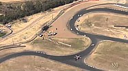Sean Edwards killed in Porsche crash at Queensland Raceway at Willowbank Australia