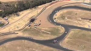 Sean Edwards killed in Porsche crash at Queensland Raceway at Willowbank Australia