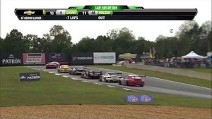 2013 Petit Le Mans Race Broadcast [Part 2] - ALMS - Tequila Patron - Sports Cars - Racing