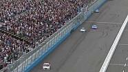NASCAR Carl Edwards runs out of fuel during final laps | Phoenix International Raceway (2013)