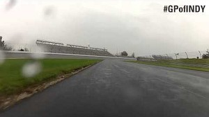 Take A Lap Around The New IMS Road Course Layout With Indy 500 Champion Tony Kanaan