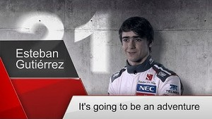 Esteban: It's going to be an adventure - Sauber F1 Team