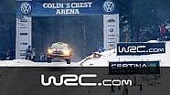 Stages 16-20: Rally Sweden 2014