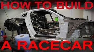 HOW TO BUILD A GT-R! (NISSAN GT-R NISMO GT3 2014 RACECAR) TEASER