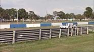 Porsche 919 and Audi R18 LMP1 at Sebring