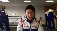 TOYOTA Racing Driver Diary - Kazuki Nakajima, FIA WEC Prologue 2014