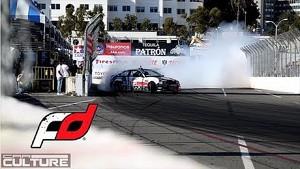 Formula Drift Streets of Long Beach 2014: Michael Essa