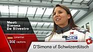 Simona De Silvestro - Uf Schwiizerdütsch! - Sauber F1 Team
