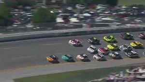 From Inside the NASCAR Garage - Denny Hamlin Wins the Aaron's 499
