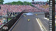 2014 Indy 500 Race Highlights