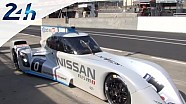 24 Hours of Le Mans 2014 Test day - Ready to the track
