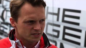Marc Lieb's interview about his new Porsche LM P1 ride at the 24 Hours of Le Mans