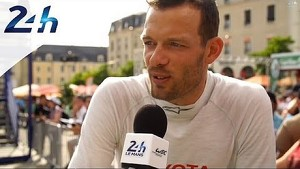 24 Hours of Le Mans 2014 - Alexander Wurz (Toyota) :