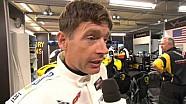 Le Mans 2014 - Richard Westbrook, driver of the #74 Corvette C7.R