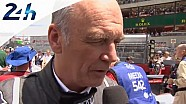Le Mans 2014: interview of the Dr. Ullrich