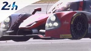 Le Mans 2014: highlights hour 21