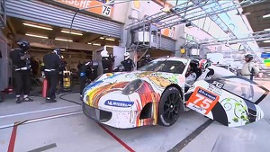 Le Mans 2014: Who Needs a Door Anyway?