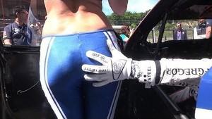 Girls, cars, podium at Spa for Tom Coronel FIA WTCC 2014