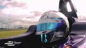 Ride onboard with Virgin Racing