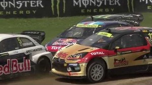Mettet RX Day 2 action round up - FIA World Rallycross Championship