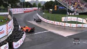 2014 Honda Indy Toronto Race 2 Highlights
