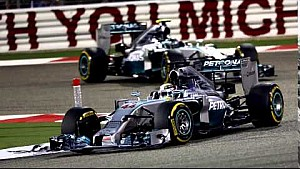 F1 2014 Hungarian GP - Lewis Hamilton Nico Rosberg Team Radio