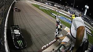 Kyle Busch dominates NNS race in Richmond