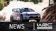 Shakedown: Coates Hire Rally Australia 2014