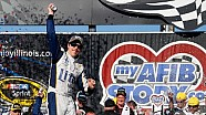 Keselowski: 'It was a crazy day'