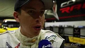 2014 FIA WEC 6 hours of CoTA - CORVETTE 65 Interview with Tommy Milner
