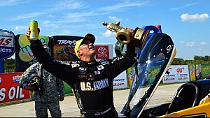 Tony Schumacher wins in Dallas | NHRA