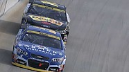 Kahne passes Biffle to secure Contender spot