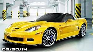 Mid-Engined Chevrolet Corvette ZR1, BMW i9 Hybrid Supercar, McLaren 625C - Fast Lane Daily