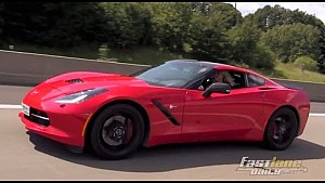 2015 Chevrolet Corvette Stingray in Germany - Fast Lane Daily