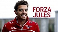 Personal Jules Bianchi interview with Will Buxton