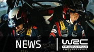 Stage 1: RallyRACC-Rally de Espana 2014