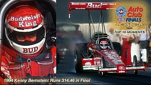 1994 Kenny Bernstein: 314.46 in the Final | Top 10 Finals Moment