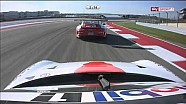 Porsche Supercup 2014 - Austin Race 1 - Giermaziak vs Bamber