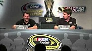 Edwards/Stewart Talk Trash