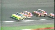 The Winston 1987 - Earnhardt vs Elliott