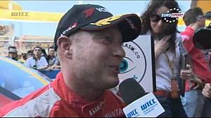 FIA WTCC - Rob Huff won round 24 - Macau 2014