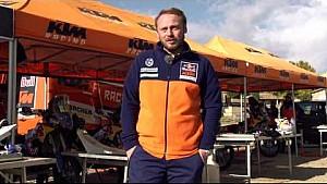 KTM Factory Racing Team prepares for DAKAR 2015